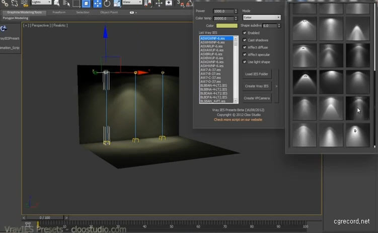 vray  for 3ds max 2013